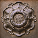Fleur en métal images libres de droits