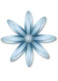 Fleur en métal Photos libres de droits