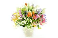 Fleur en plastique image libre de droits