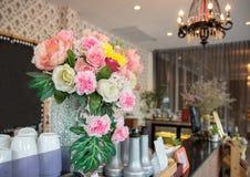 Fleur et bouquet photographie stock