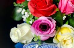 Fleur fausse Photo stock