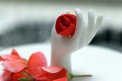 Fleur pour vous Photos libres de droits