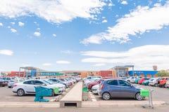 Fleurdal-Mall in Bloemfontein Stockbilder