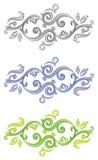 Fleuri illustration stock