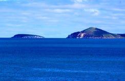 Fleurieu Küstenlinie Stockbild