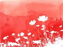 Fleurissez l'abstrait Photographie stock libre de droits