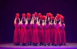"""Fleurissez le  de shelter†de dance""""No du ` s de fille-Huang Mingliang Photos stock"""