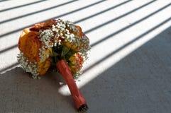 Fleurissez le bouquet pour des mariages Image stock