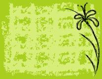 Fleurissez le fond Image stock