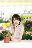 Fleuriste Photos libres de droits