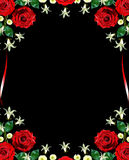 Fleurit des roses Photo libre de droits
