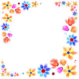fleurit l'été Photos libres de droits