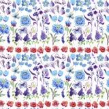 Fleurit l'illustration d'aquarelle Composition florale Enfantez le jour du ` s, mariage, anniversaire, Pâques, jour du ` s de Val photos libres de droits