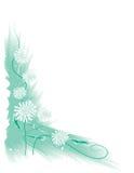 fleurit le blanc Photo libre de droits
