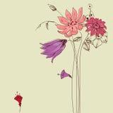 Fleurit le bouquet Photographie stock libre de droits