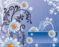 Fleurit le fond Image stock