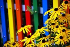 fleurit le monguelfo, Tyrol du sud, Italie Photographie stock