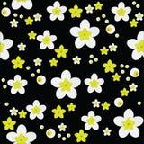 fleurit sans joint illustration de vecteur