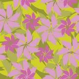 fleurit sans joint illustration stock