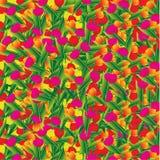 Fleurs. illustration stock