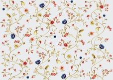 Fleurs abstraites Images libres de droits