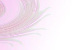 Fleurs abstraites en Zen Style Images stock