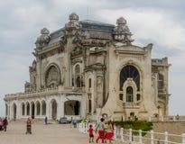 Le vieux bâtiment appelé Cazino (casino) Images stock