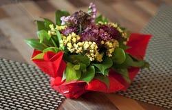 Fleurs décoratives Photos libres de droits