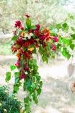 Fleurs d'élément de décor Photos libres de droits