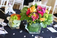 Fleurs d'événement Photographie stock libre de droits