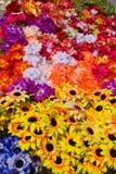 Fleurs d'Arificial Images libres de droits