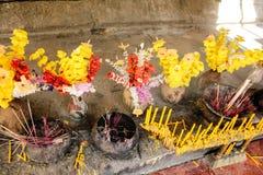 Fleurs d'autel Photographie stock