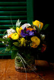 Fleurs d'hublot Photos stock