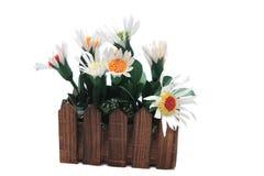 Fleurs d'Origami Photographie stock libre de droits