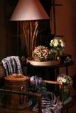 Fleurs dans l'intérieur Photo stock