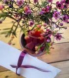 Fleurs de café Image stock