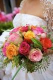 Fleurs de Colourfull Photos libres de droits