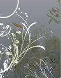 Fleurs de fond illustration libre de droits