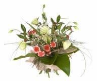 fleurs de groupe Image stock
