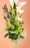 fleurs de groupe Photo libre de droits
