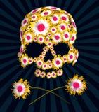 fleurs de la mort Photos stock