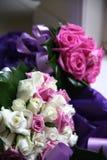 Fleurs de mariage Photographie stock