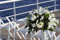 Fleurs de mariage Photo libre de droits