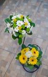 Fleurs 3 de mariage Photographie stock libre de droits