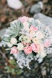 Fleurs de mariage et décor, nature photo libre de droits