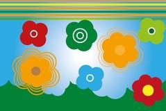 Fleurs de printemps Photos libres de droits