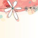 Fleurs de ressort illustration de vecteur