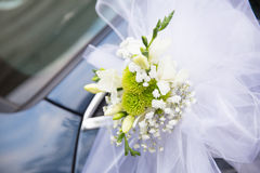 Fleurs de Weding Photographie stock