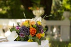 Fleurs de Weding Photos stock