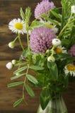 Fleurs de zone Photos libres de droits